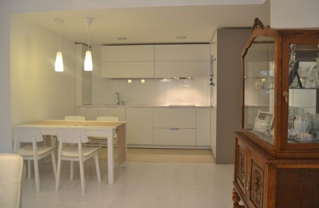 Santos kitchen proyecto de santos estudio tolosa antique for Muebles el zamorano
