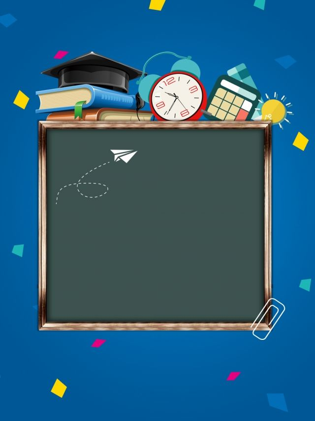 School Backgrounds Set 13 Vector For Free Download With Images