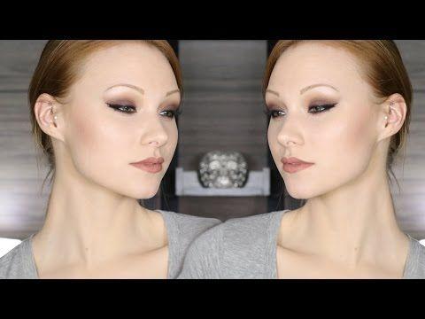 "Full Face ""Punk"" UDxGwen Makeup Tutorial - YouTube"