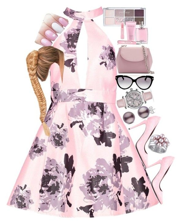 Sugar so sweet as flowers by mariamehau on Polyvore featuring polyvore fashion style Boohoo Alexander Wang La Regale Allurez Tom Ford Miadora Forever 21 Lancôme clothing