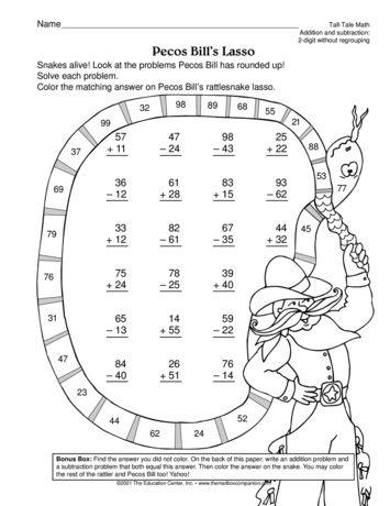 The Mailbox Math Worksheets Homeschool Math First Grade Math