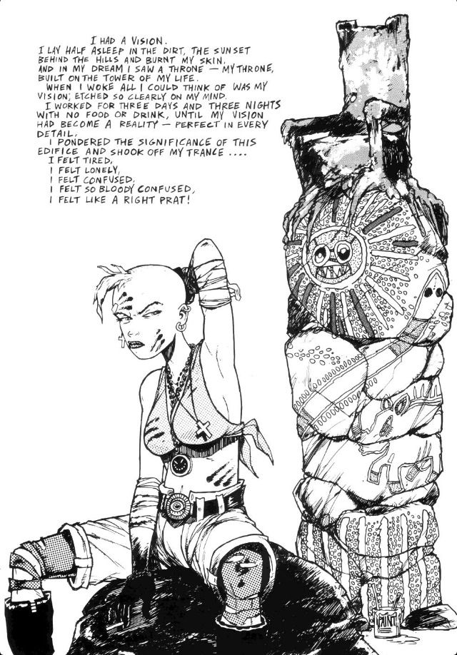Tank Girl Quotes Endearing Tank Girl Quote  Tank Girl  Pinterest  Tank Girl