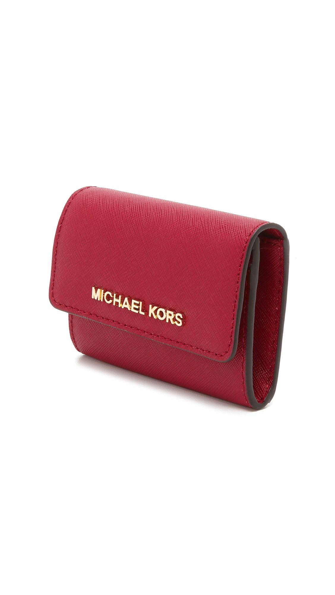 51fb825efa05a3 MICHAEL Michael Kors Jet Set Coin Purse | Wish list | Michael kors ...