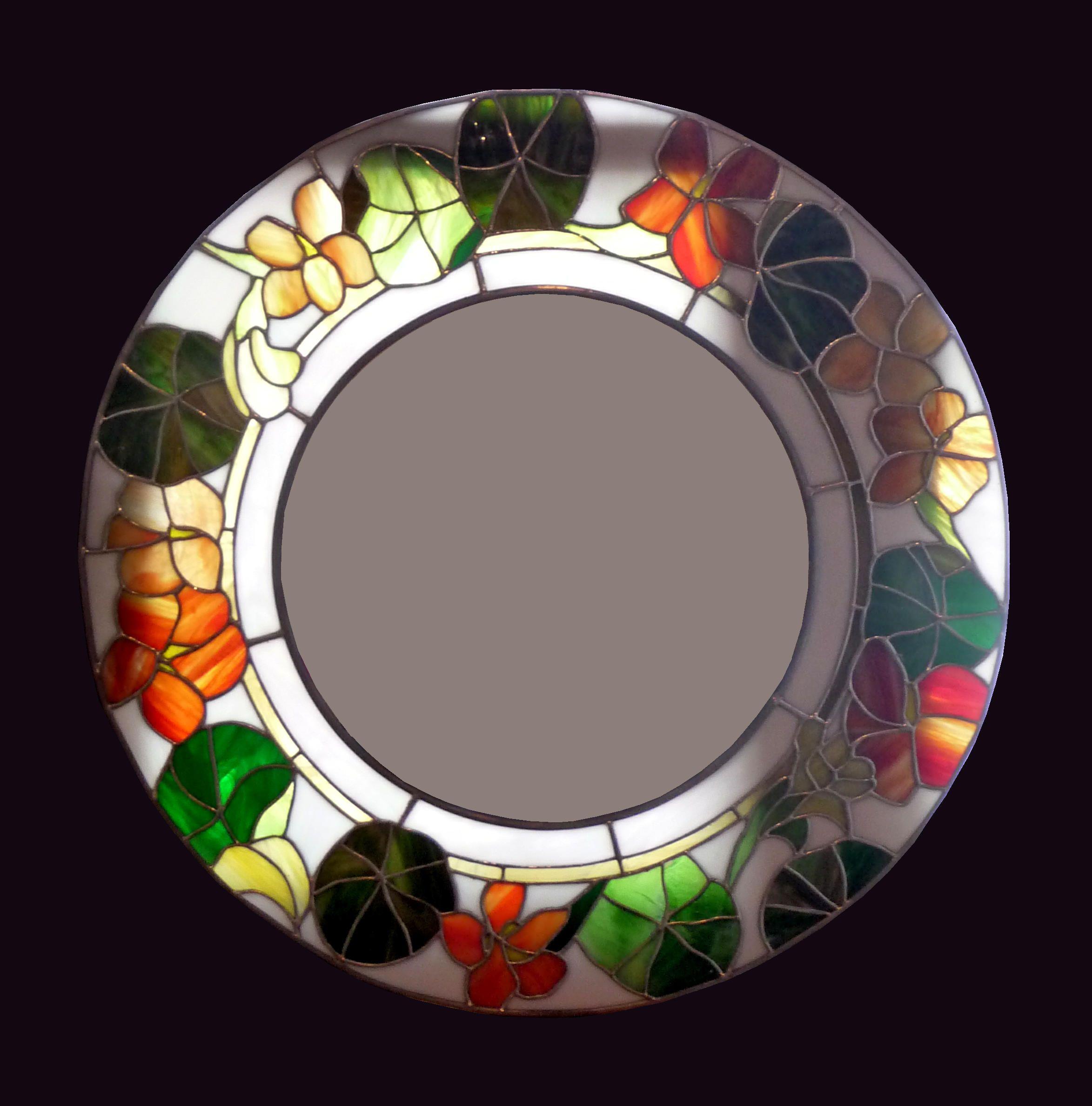 Vitrail decoration metzinger bastien mosaique for Vitrail decoration