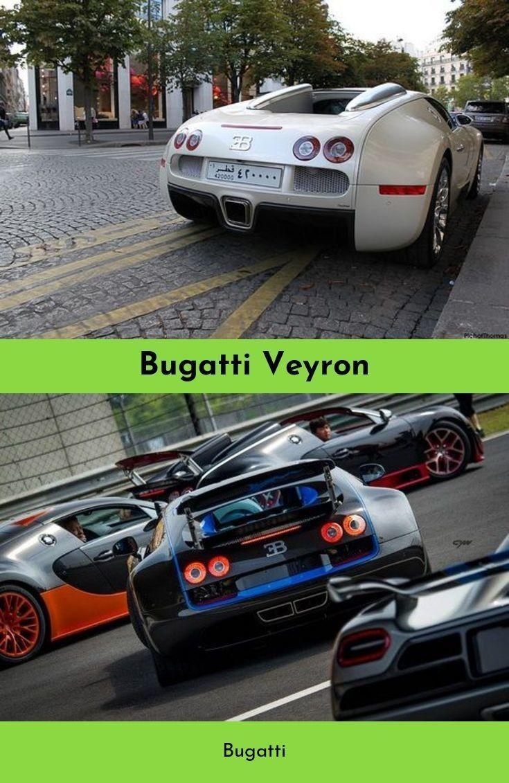 The amazing Bugatti Veyron bugattiveyron