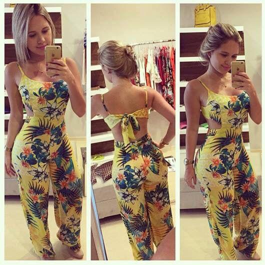 Caribbean jump suit!!