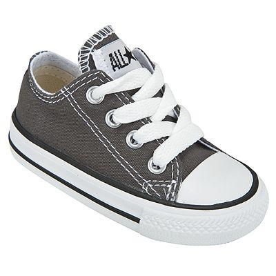 Converse Boys Chuck Taylor All Star Ox Grey | Baby boy