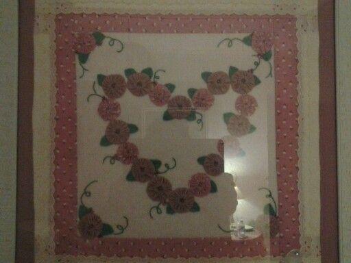 Pink yoyo blommetjies