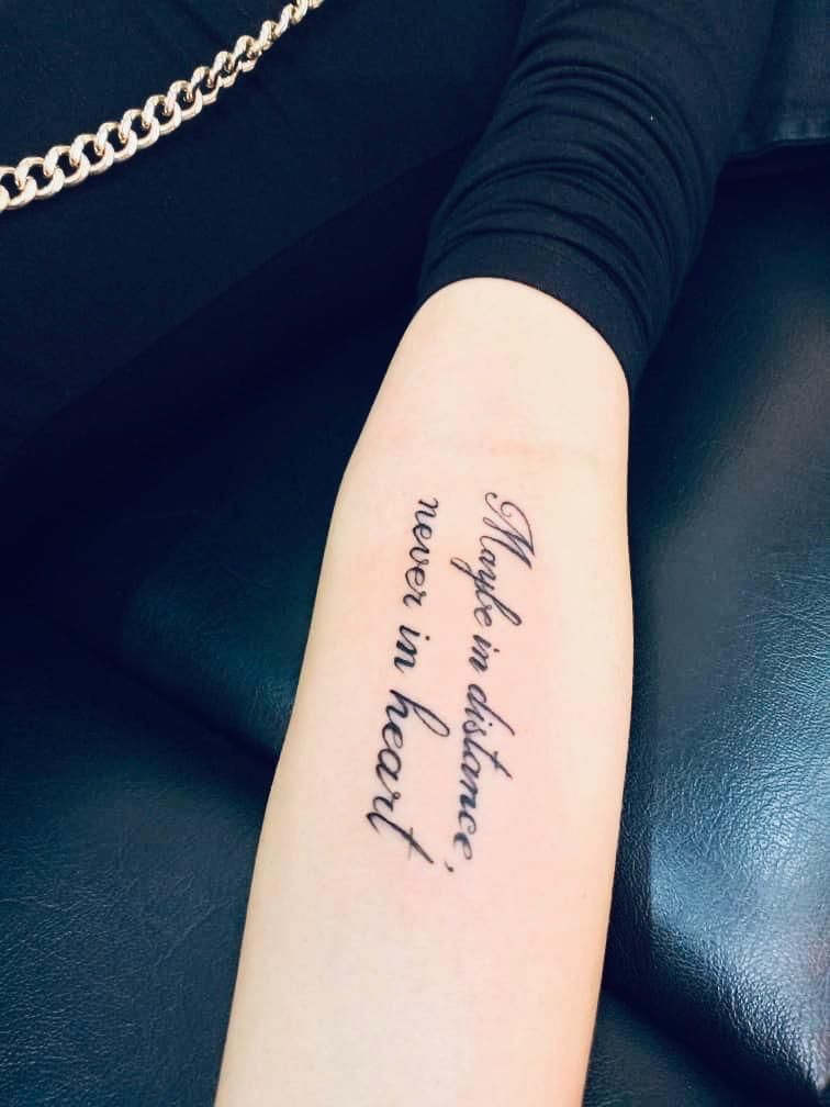 Contact in 2020 with images tattoos tattoo quotes