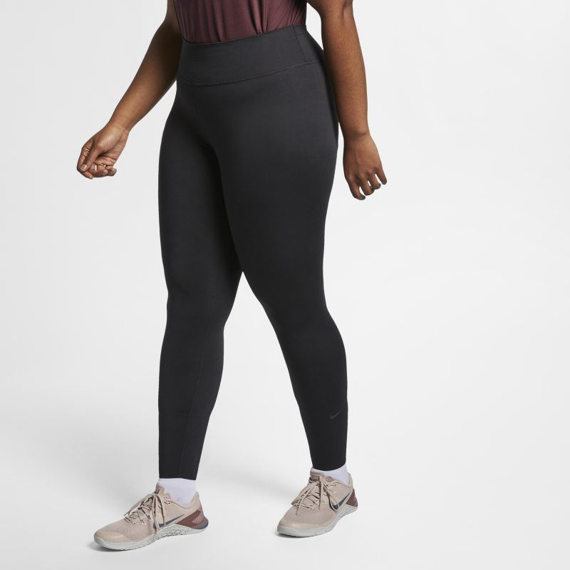 bf86191d59a4d One Luxe Women's Tights (Plus Size) in 2019 | Products | Nike, Black ...