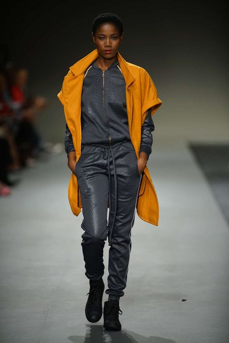Mantsho by Palesa Makubung Fall-Winter 2016, Womenswear - Catwalks (#23823)