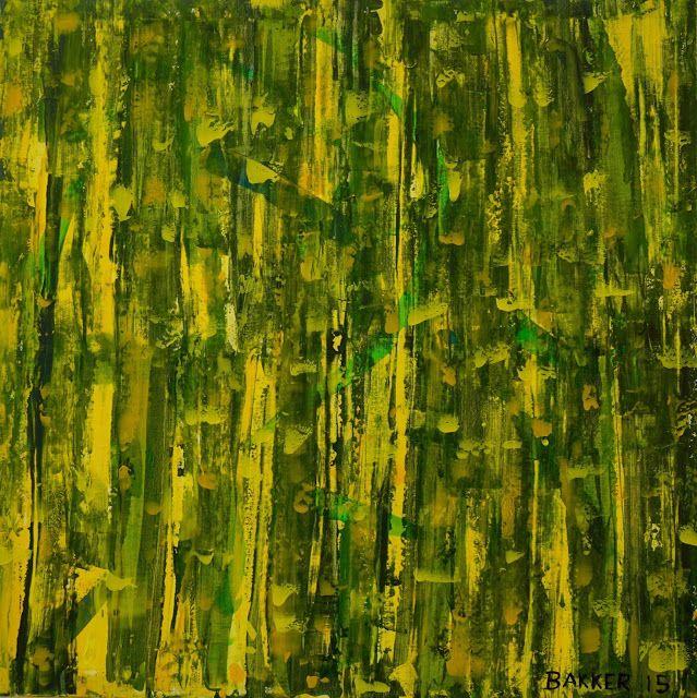 El Arte del Bakker...: CJB-123 Caminando en el bosque de bambú...