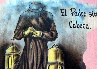 Leyenda Del Padre Sin Cabeza El Salvador Leyendas Mitologia Criatura