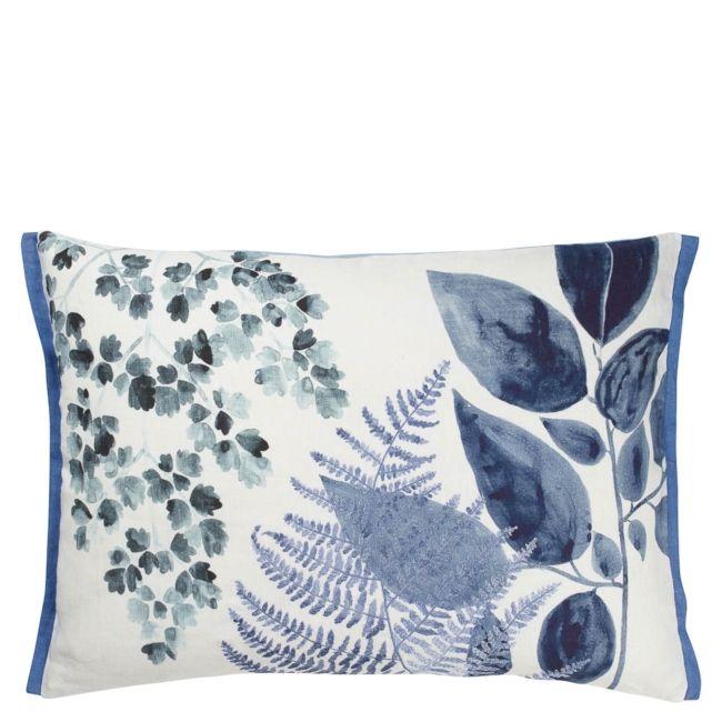 Jindai Indigo Kudde och andra Designers Guild på Textilbolaget.se