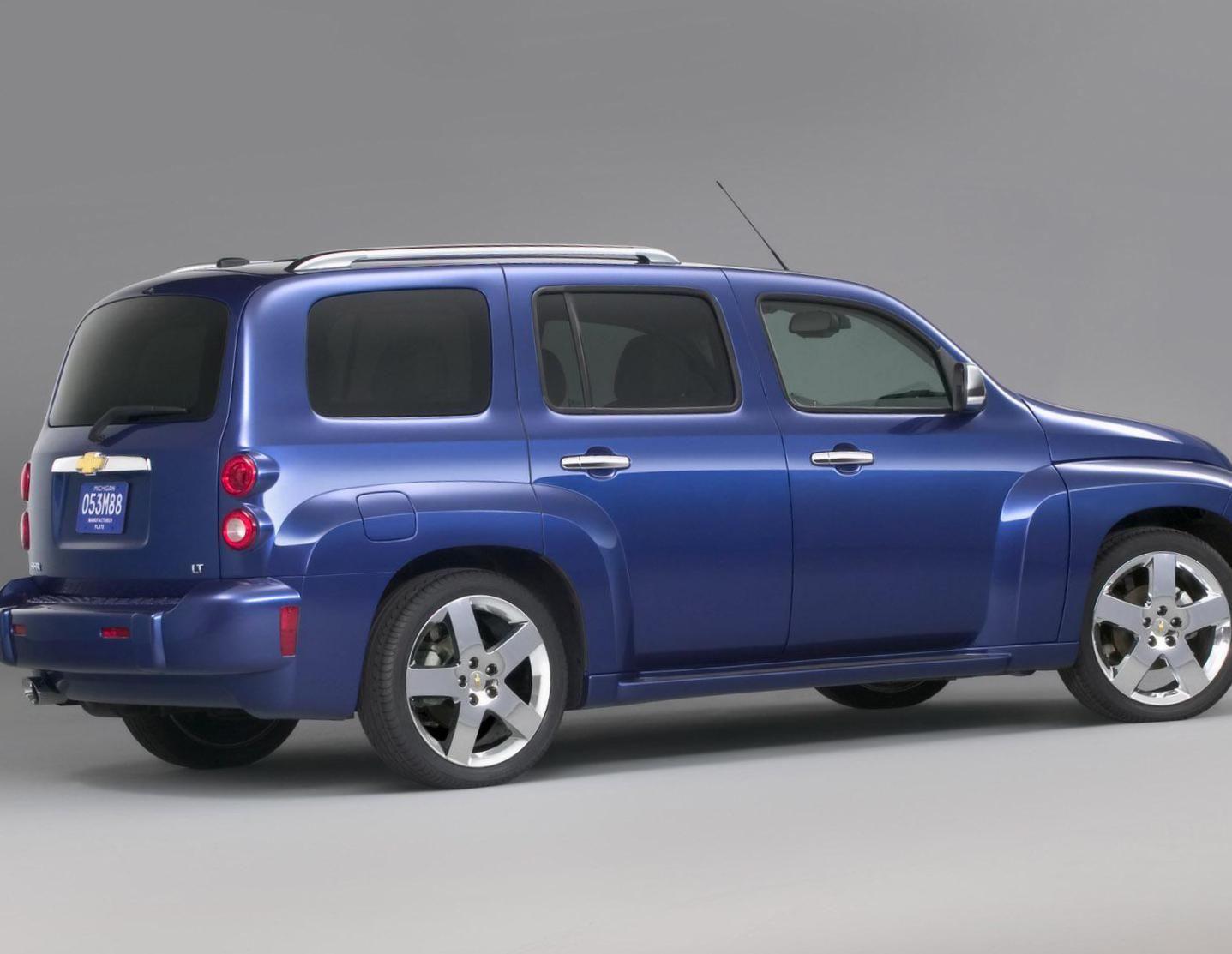 Chevrolet Hhr Panel Photos And Specs Photo Hhr Panel Chevrolet