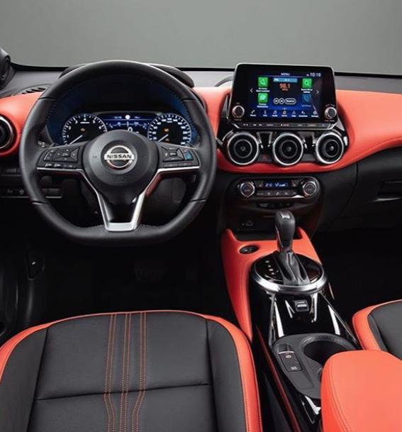 Juke Interior 2020 Nissan Juke Nissan 350z Nissan Xtrail