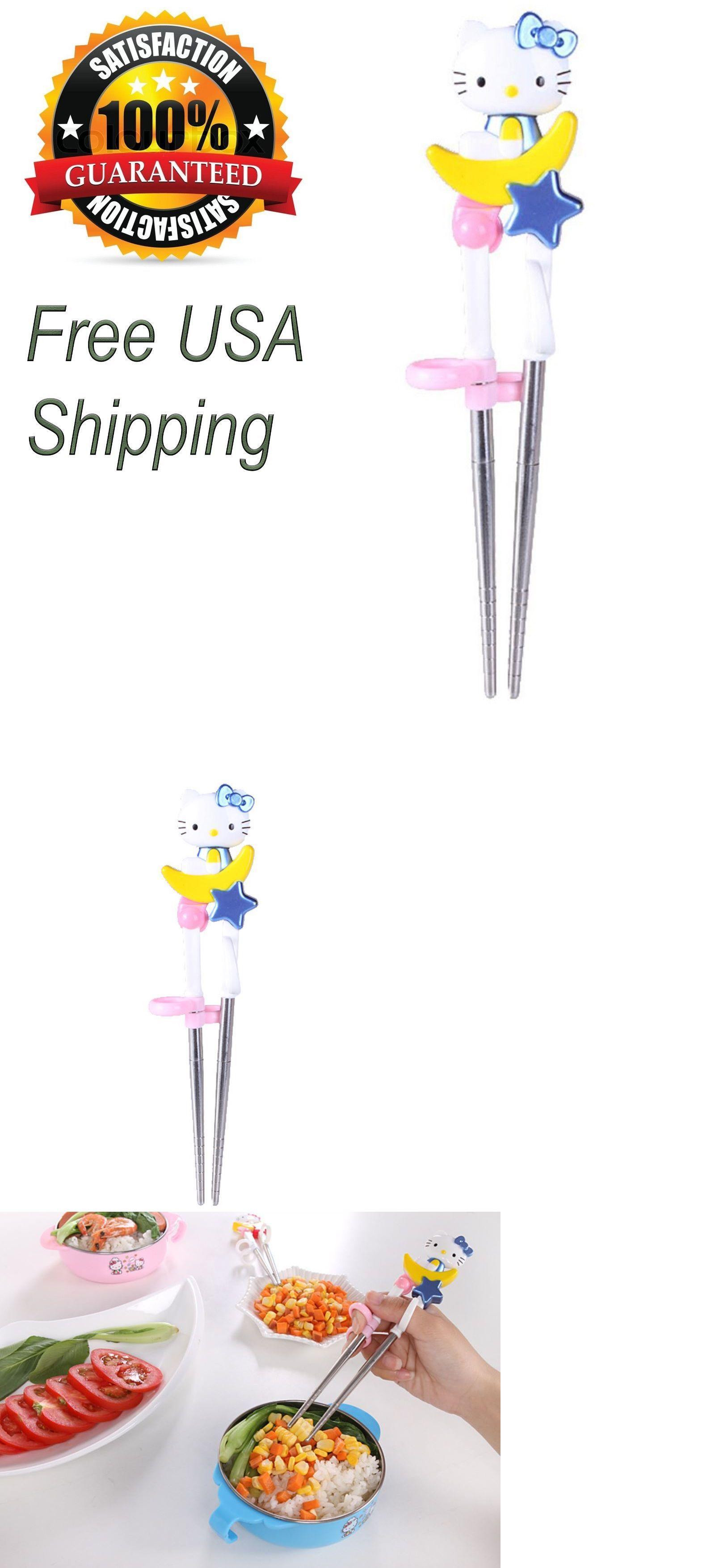 Details About Training Chopsticks Helper Kids Learning