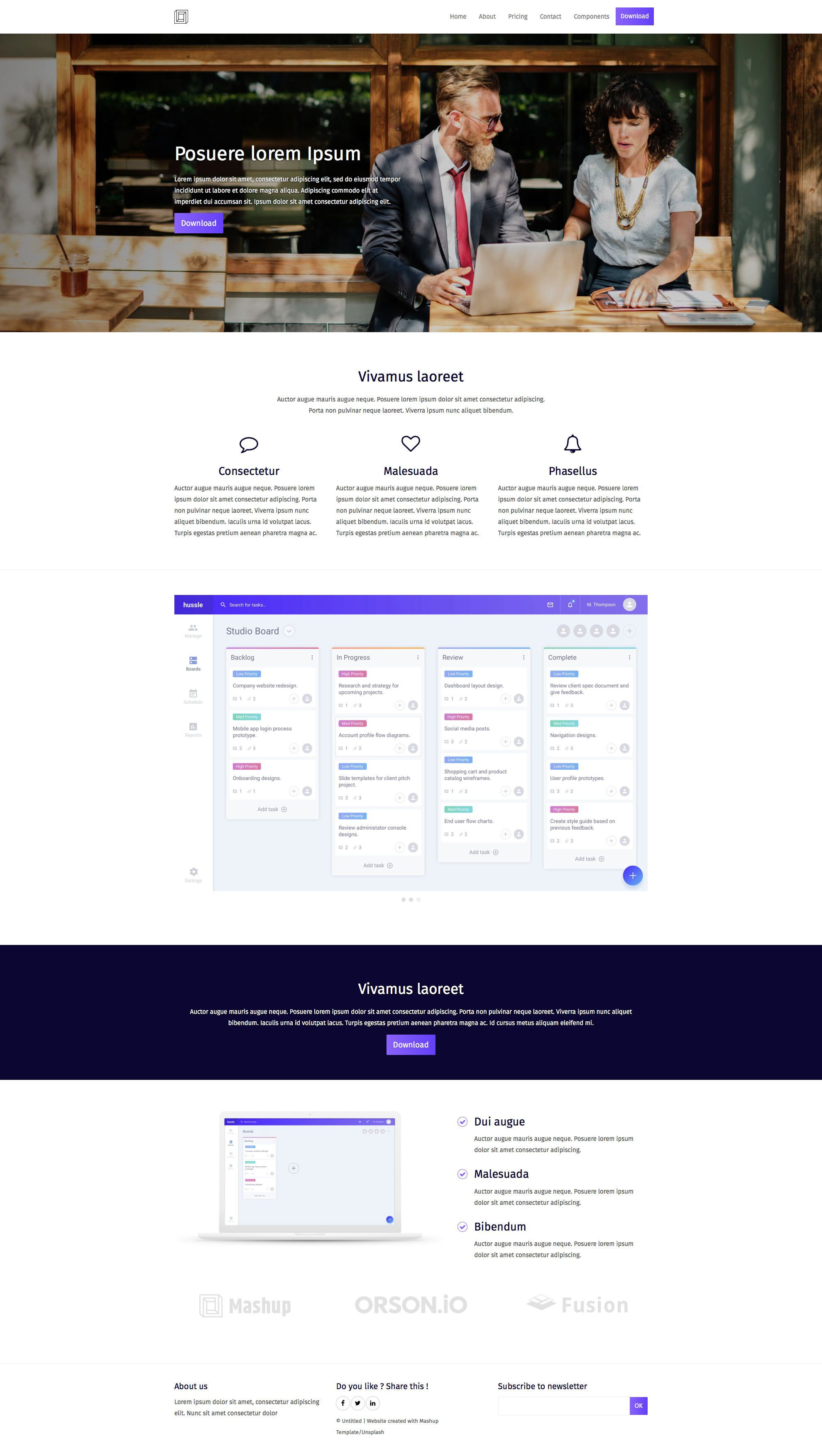 All created by our global community of independent web designers and developers. Pure Free Responsive Html5 Bootstrap Business Template Htmltemplates Co Business Website Templates Business Template Html5