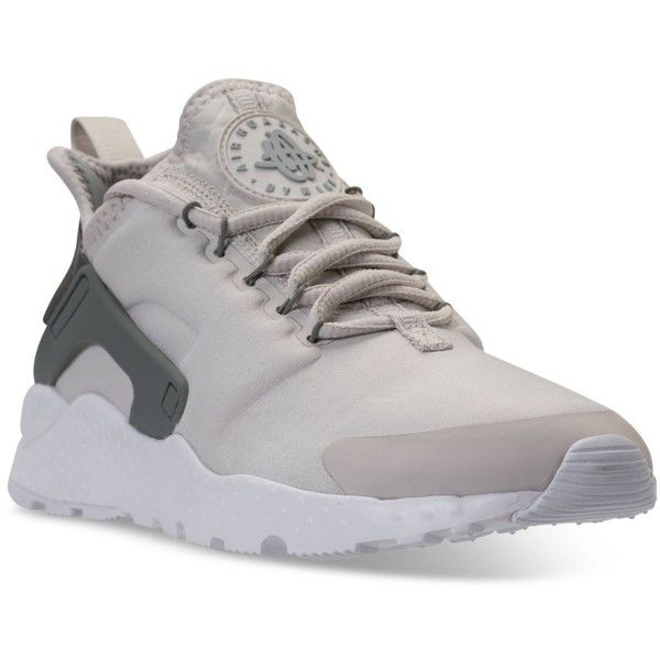 best sneakers fa5b4 c8a18 Nike Women s Air Huarache Run Ultra Running Sneakers from Finish Line  ( 115) ❤ liked