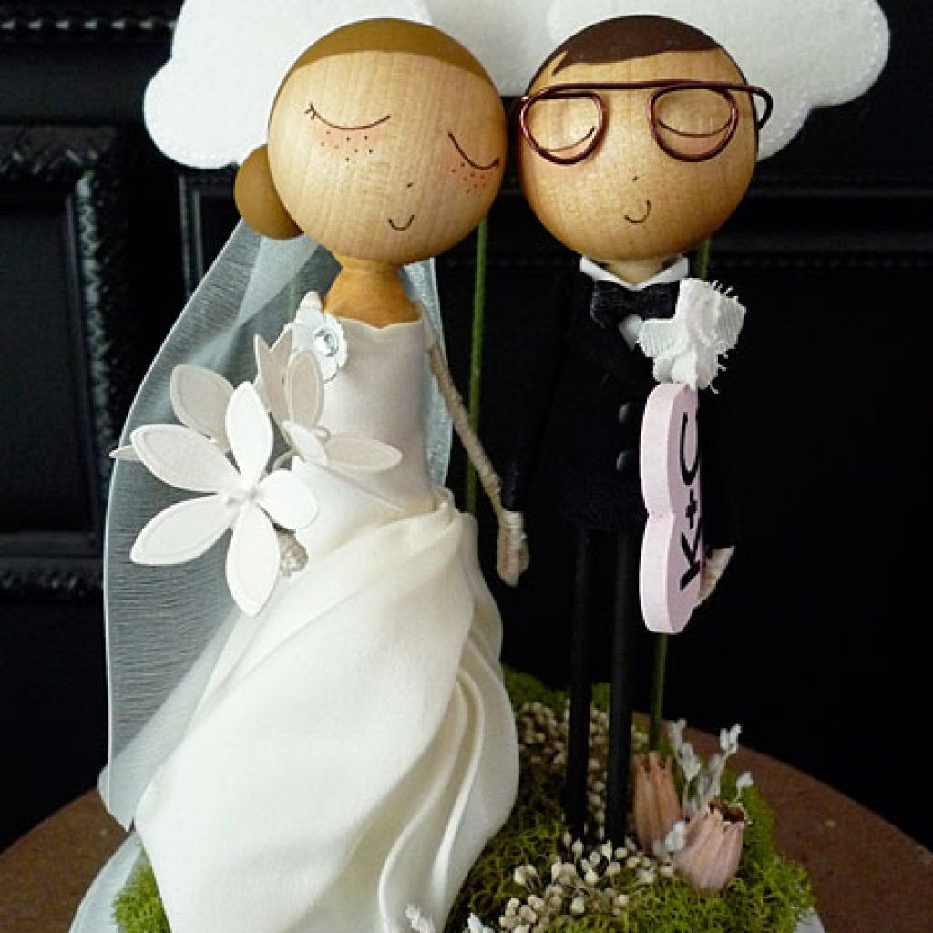 Cake Toppers For Wedding Cakes Custom Made Figurines