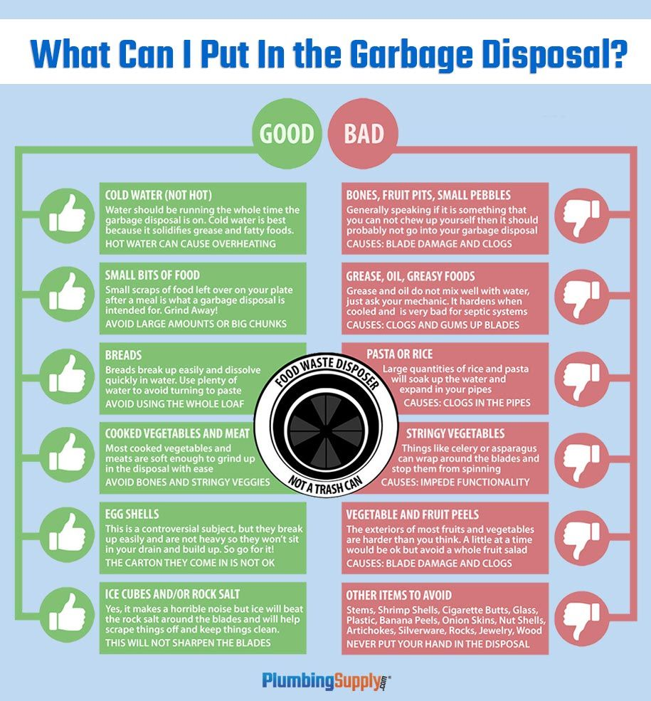 How To Clean Maintain Your Garbage Disposal Garbage Disposal