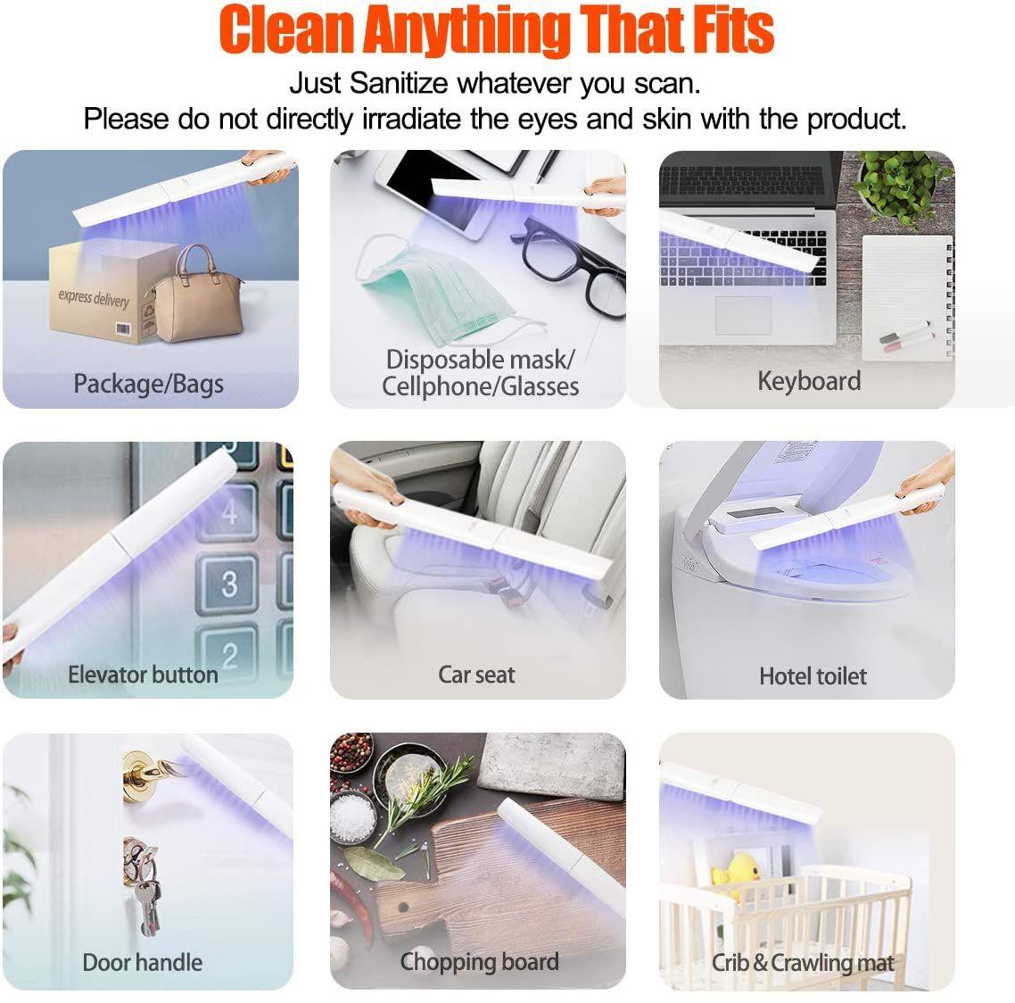 Find Best Uv Light Wand Sanitizer In 2020 Sanitizer Uv Light Clean Laptop