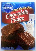 How to make betty crocker fudge brownies better