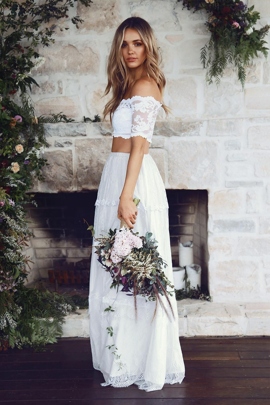 Jasmine 2.0 | Grace Loves Lace | Boho Weddings | Pinterest ...