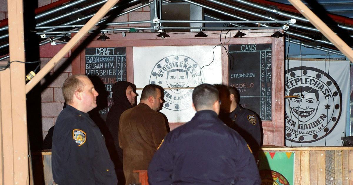 Armed man shot repeatedly in Brooklyn bar gunfire