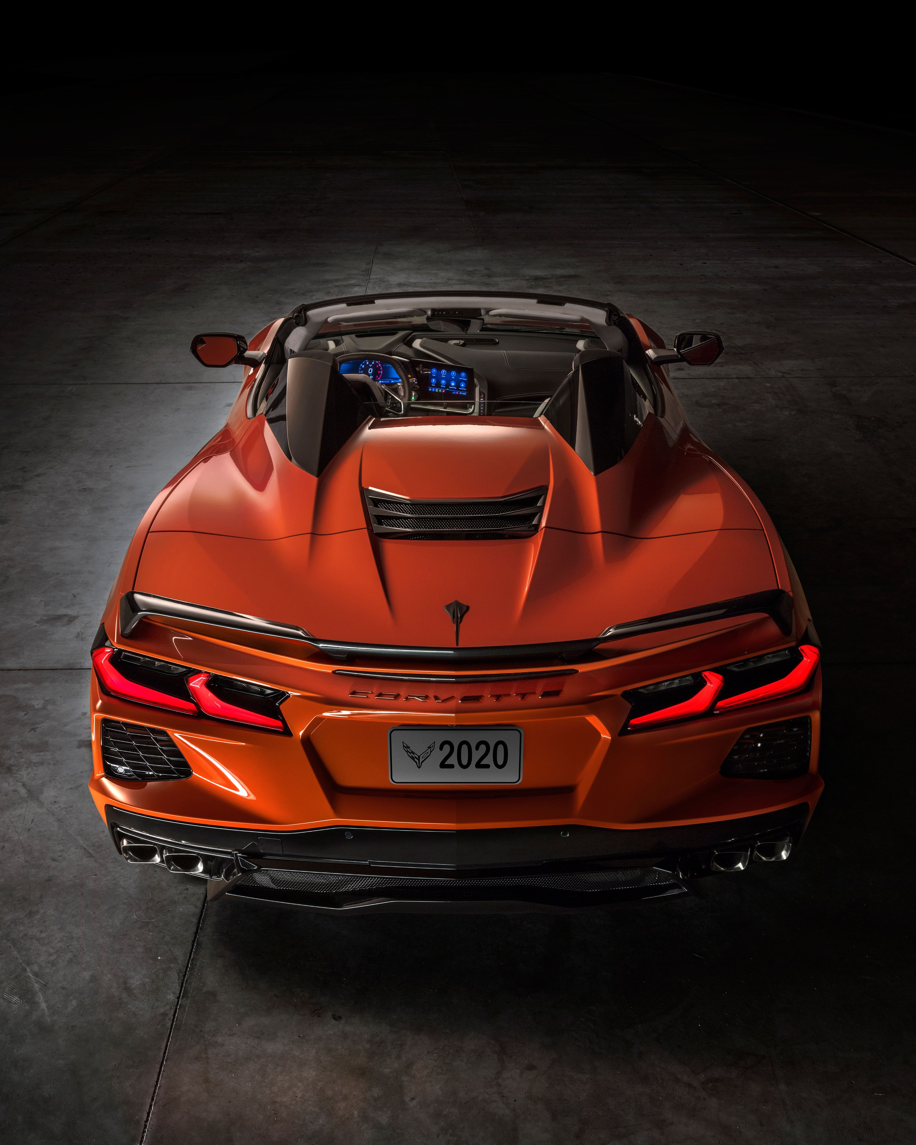 Revealed 2020 Chevrolet Corvette C8 Convertible First Official Photos Info In 2020 Corvette Convertible Chevrolet Corvette Stingray