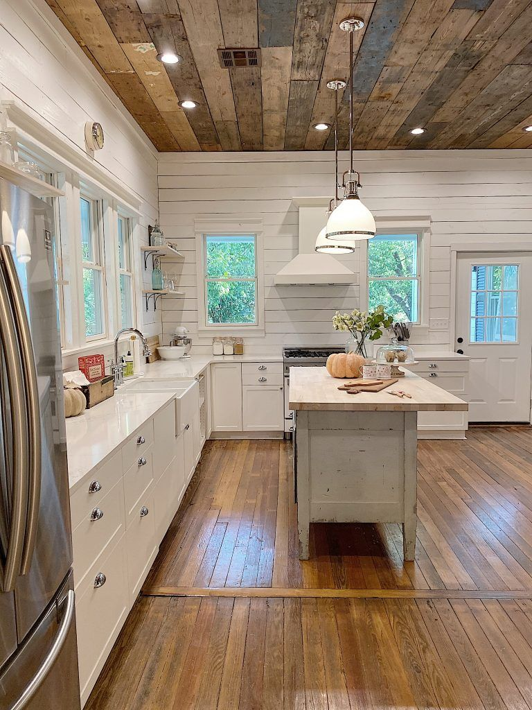 The Open Kitchen Reveal in Our Waco Fixer Upper Home - MY 100 YEAR OLD HOME
