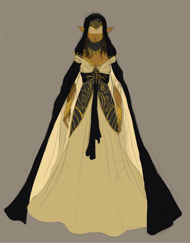 Image result for Dragon age Dalish dresses   Dalish   Dragon age elf