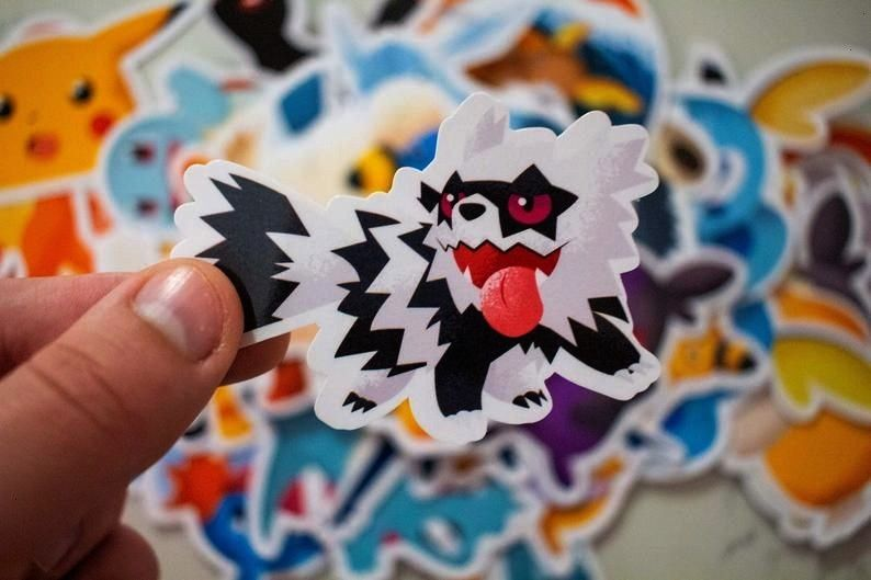 Sword & Shield Stickers made by Porygun -Pokemon Sword & Shield Stickers made by Porygun -  Detecti