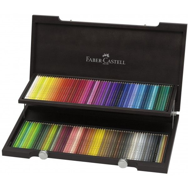 f8882f76d Maleta Madera Lapices Polychromos Faber Castell   Supplies ...