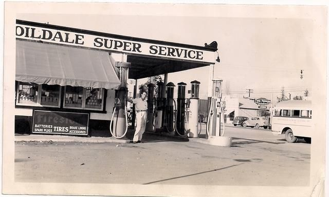 Cheap Gas Station Near Me >> Oildale Gas Station (With images) | Tehachapi california ...