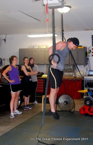 the ultimate diy garage gym plus the hot sweaty mess