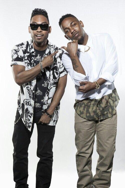 Miguel & Kendrick Lamar