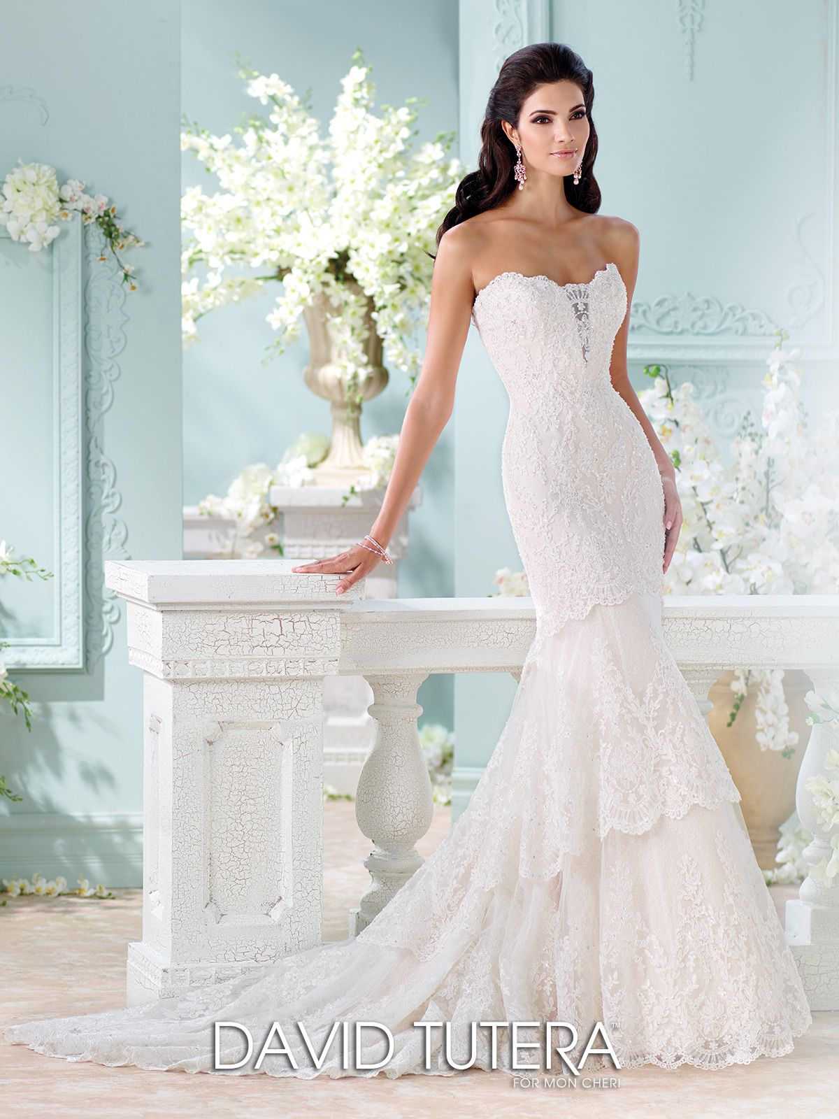 Unique Wedding Dresses Spring 2019 Martin Thornburg Elegant