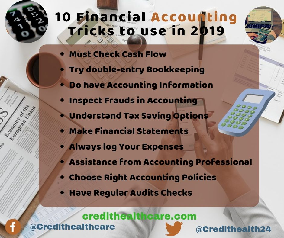 10 Financial Accounting Tricks To Use In 2019 Financial Accounting Finance Apps Accounting