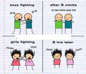 Funny Quotes For Girls Girl Fights Funny Quotes Funny Girl Quotes