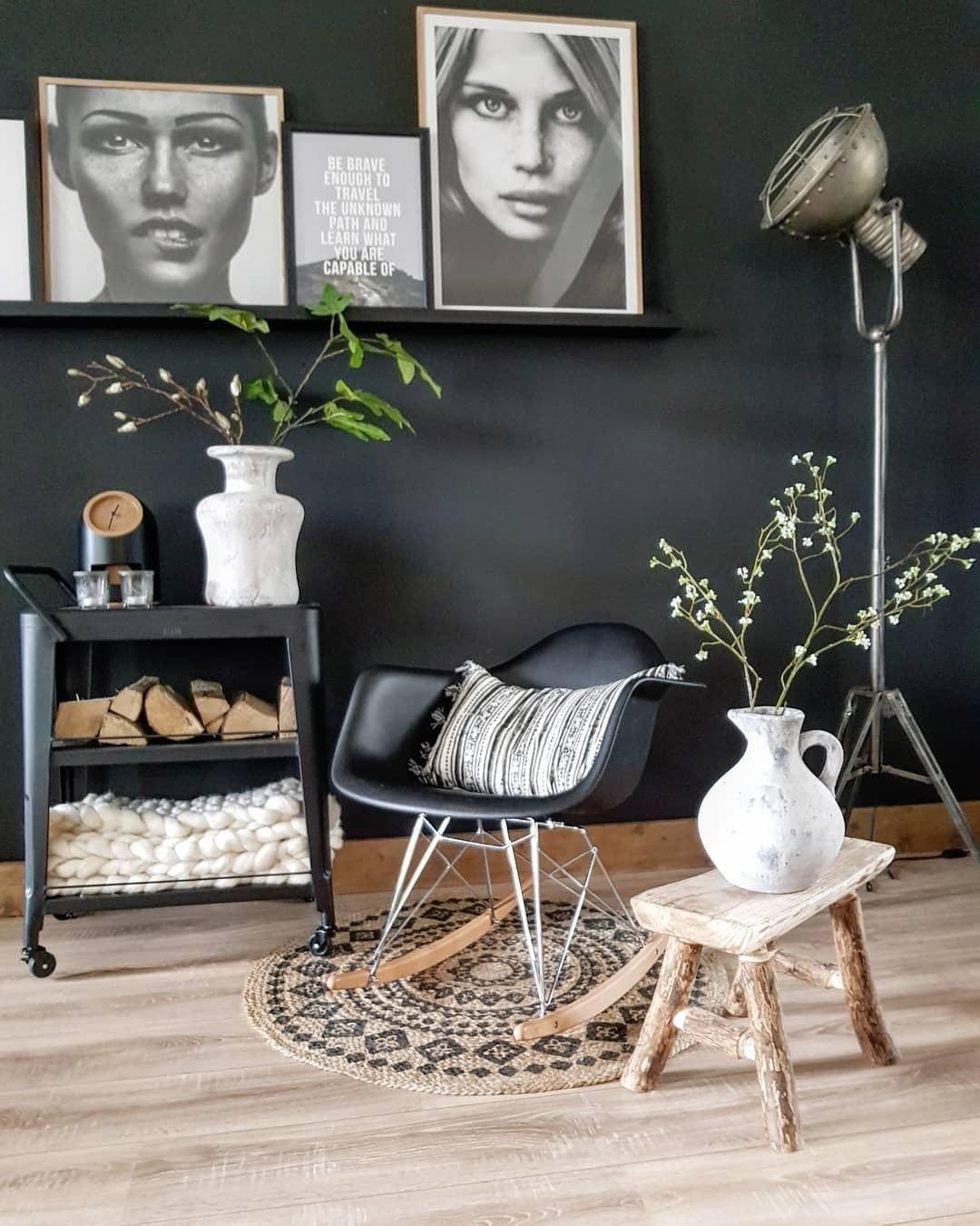 Black Wall - ein Interior Trend für Mutige   WestwingNow