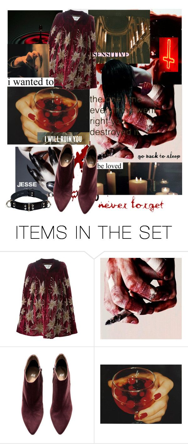 """Red"" by princeoftyre ❤ liked on Polyvore featuring art"