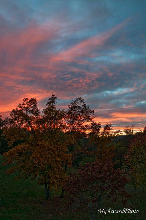 East Tennessee East Tennessee Sunrise Sunset Scenery
