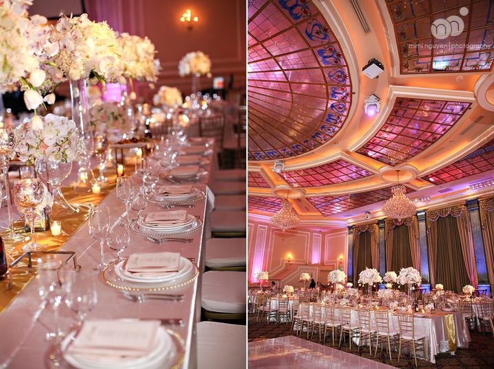 Nguyet Nien S Wedding At The Taglyan Complex In Hollywood Is One Of My All Time Favorites From Details To Location Everything Was Amazingly
