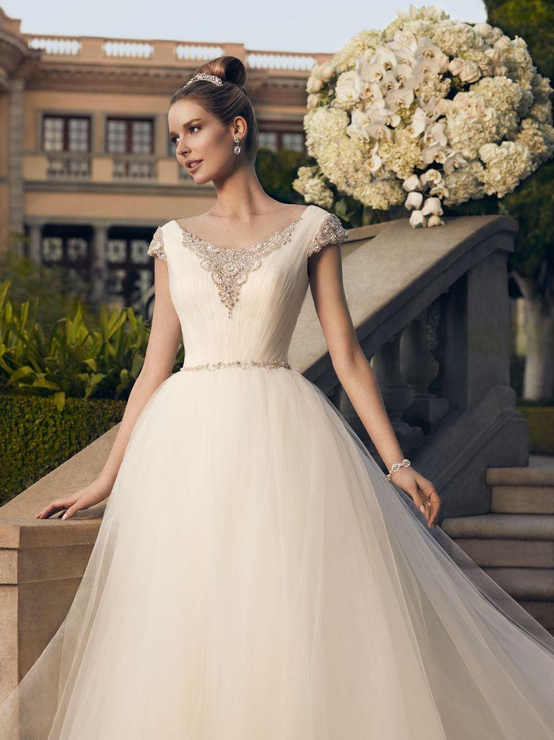 Casablanca Bridal Style 2167 Casablanca bridal gowns