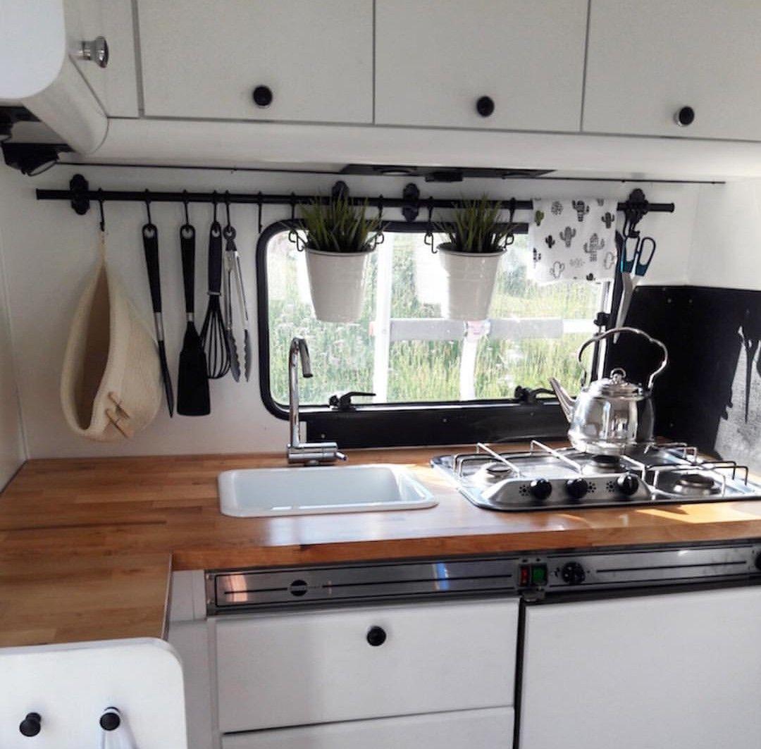 🌻 pinterest   @lauren_reda   #VanLife   Caravan renovation