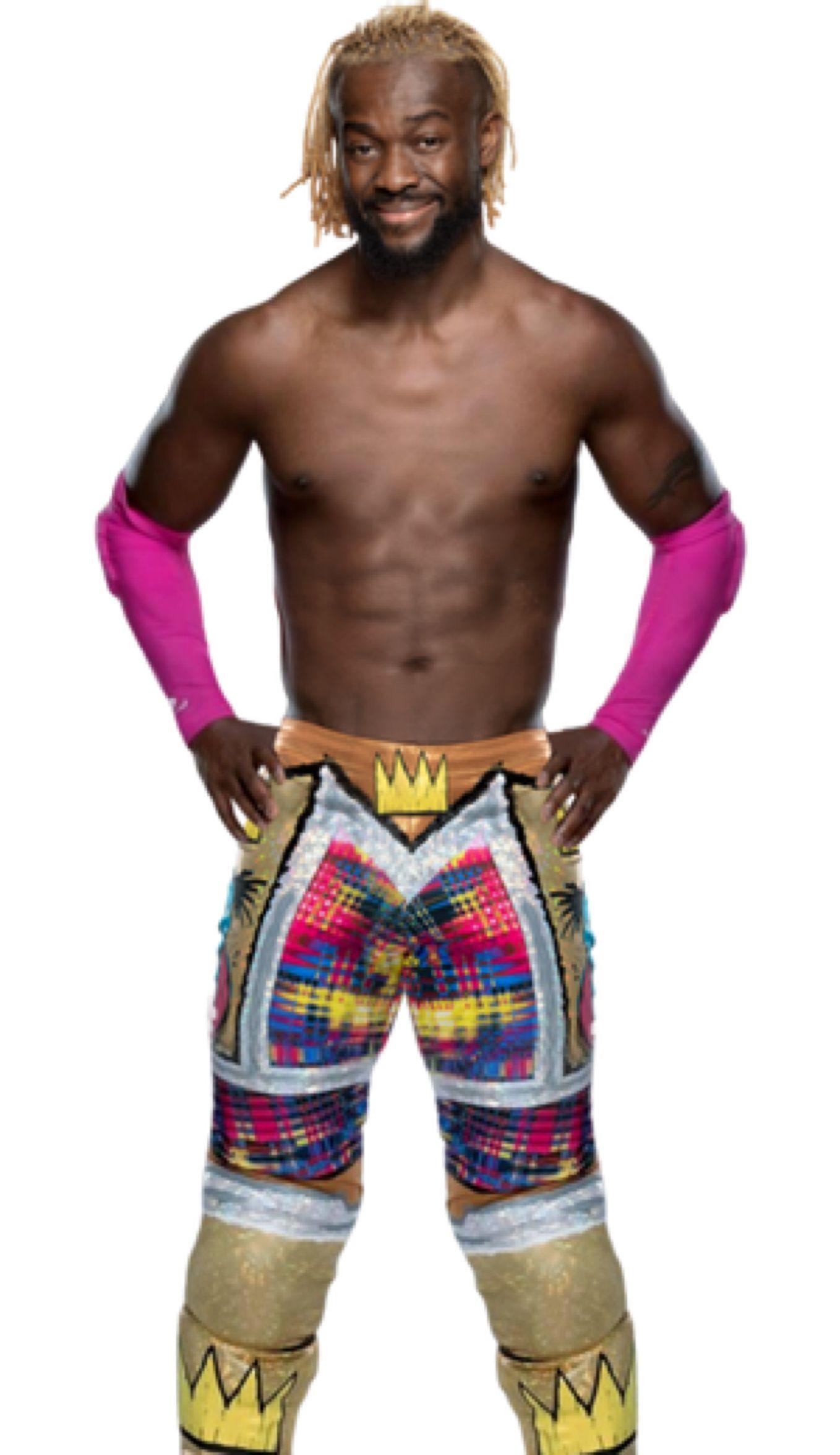 Kofi Kingston Full Body Transparent Png By Dunktheclown On Deviantart In 2021 Full Body Kingston Transparent