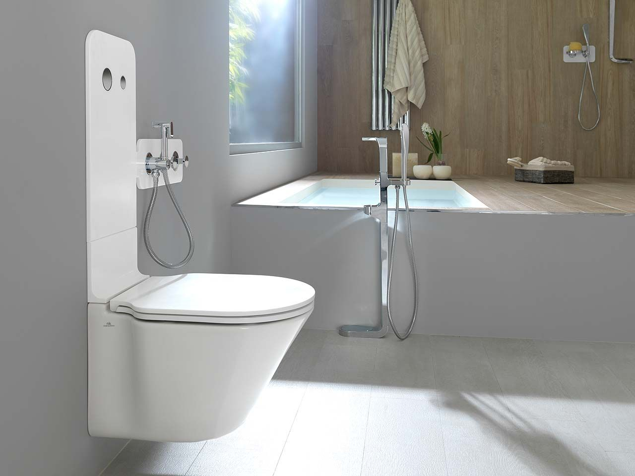 Noken The Porcelanosa Group Company That Specialises In Bathroom Equipment Offers Customers A