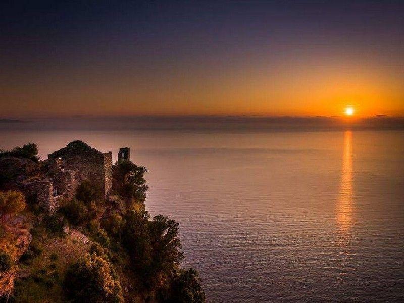 Corsica nonza coucher de soleil coucher de soleil pinterest couchers de soleil - Lever et coucher du soleil france ...