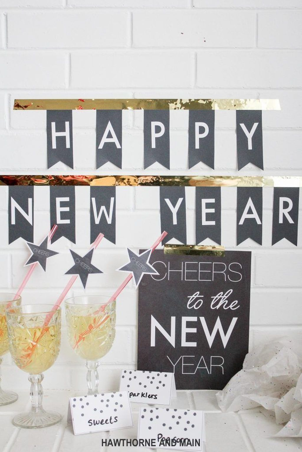 30+ Best New Years Eve Decor Ideas For Home Decor | New ...